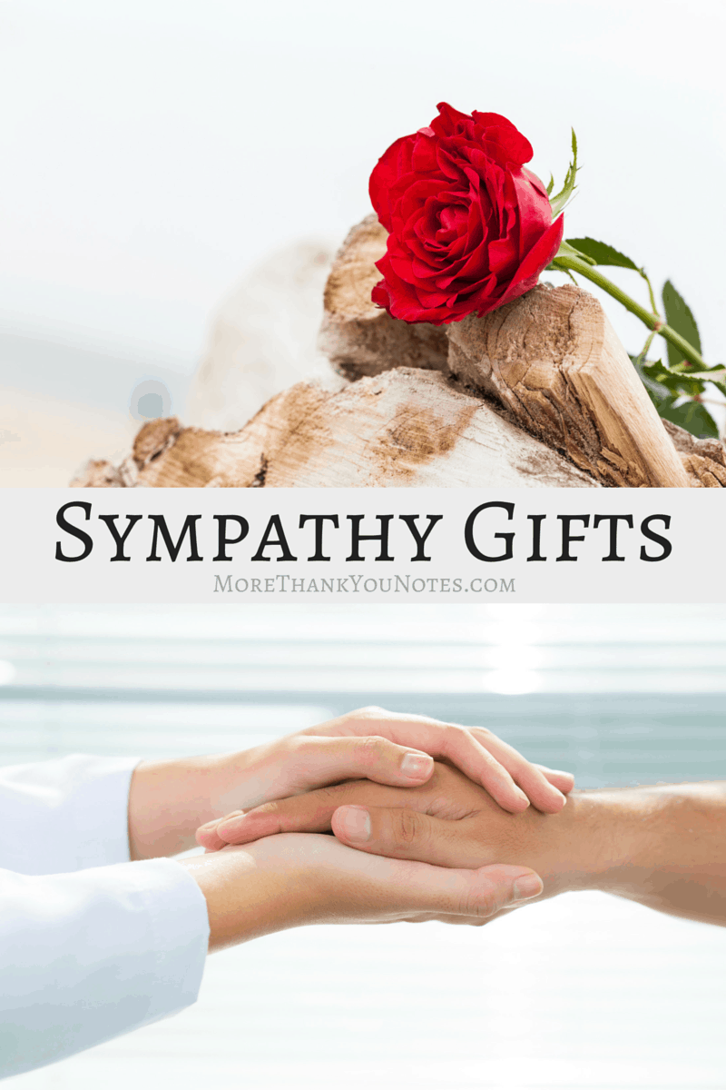 Sympathy Gifts and Memorial Gift Ideas