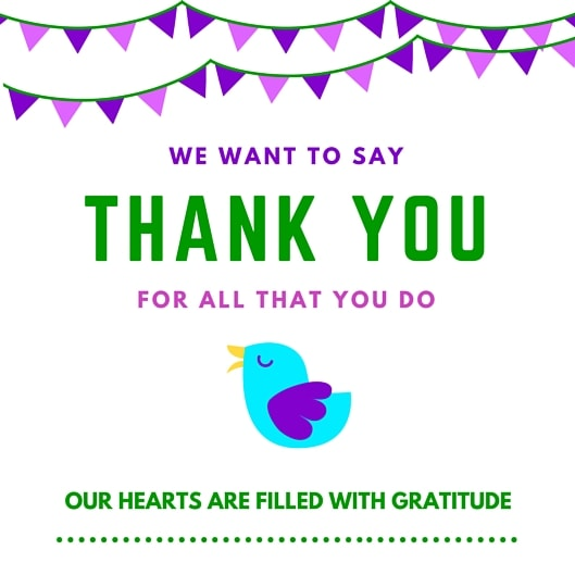 photo relating to Free Printable Thank You Cards for Students referred to as Thank Oneself Card Printables Totally free Printable Playing cards!