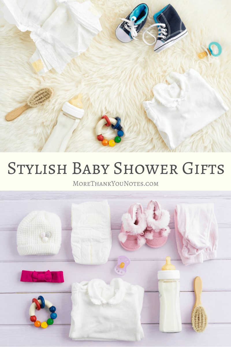 stylish baby shower gift ideas