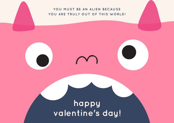 Valentine's Day Card and Thank You Card Wording Examples