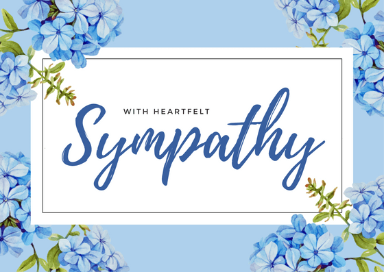 What to say in a sympathy card heartfelt messages sympathy card messages and condolence wording m4hsunfo